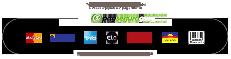 Formas de Pagamento - Madeireira São José - Lagoa Santa/MG